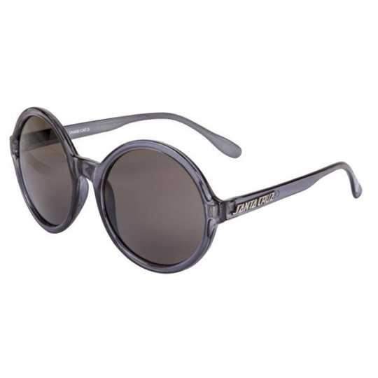 Santa Cruz Chrystal Black Womens Sunglasses