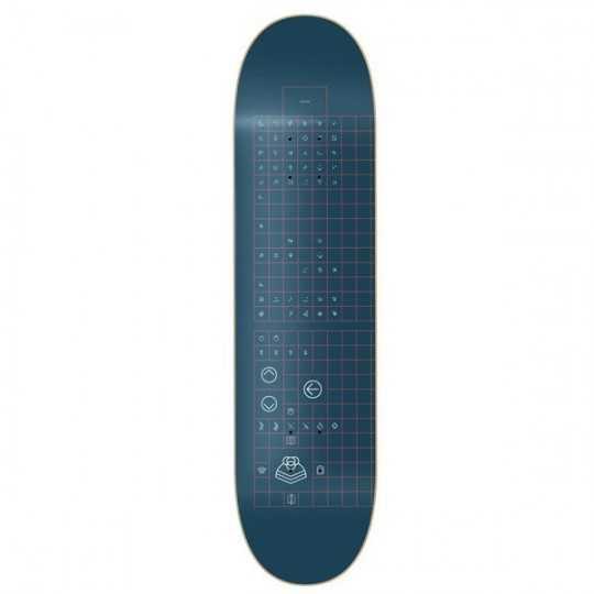 "SOVRN Filrate 8"" Skateboard Deck"