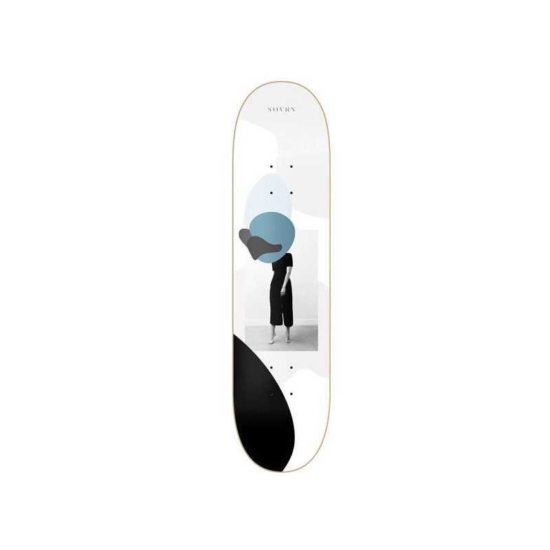 "SOVRN Act 8"" LC Skateboard Deck"