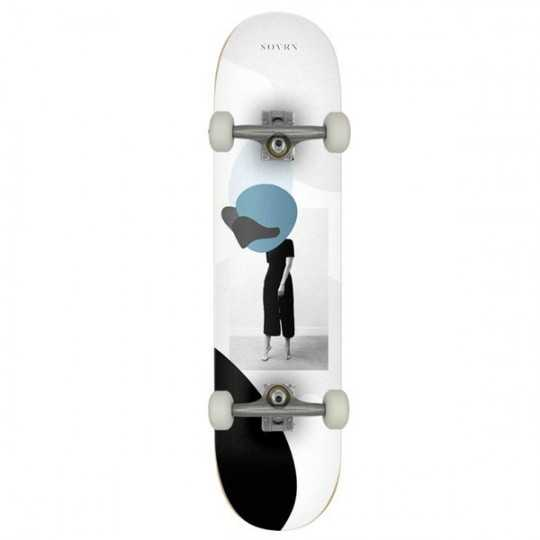 "SOVRN Act 8"" LC Skateboard Complet"