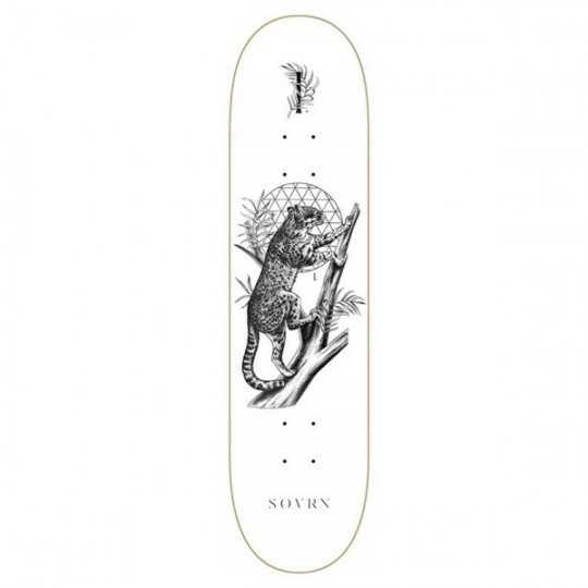 "SOVRN Felis 8"" LC Plateau Skateboard"