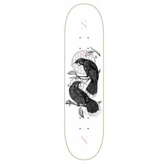 "SOVRN Neomorpha 8.18"" MC Skateboard Deck"