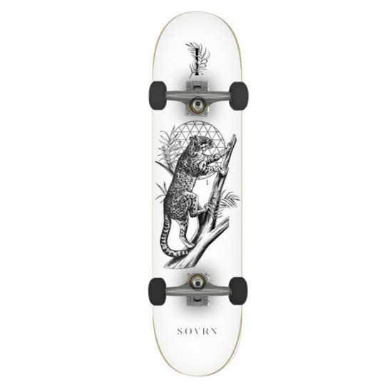 """SOVRN Felis 8"""" LC Skateboard Complet"""