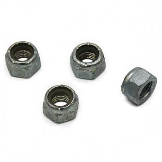 Ecrous Axes roues Roller quad(Par 8)