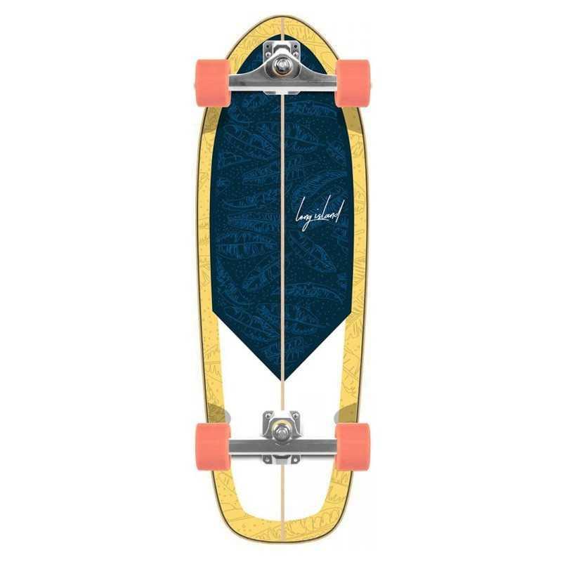 "Long Island Papaya 29.5"" Surfskate"