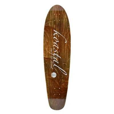 """Koastal Two Face 37"""" Longboard Deck"""