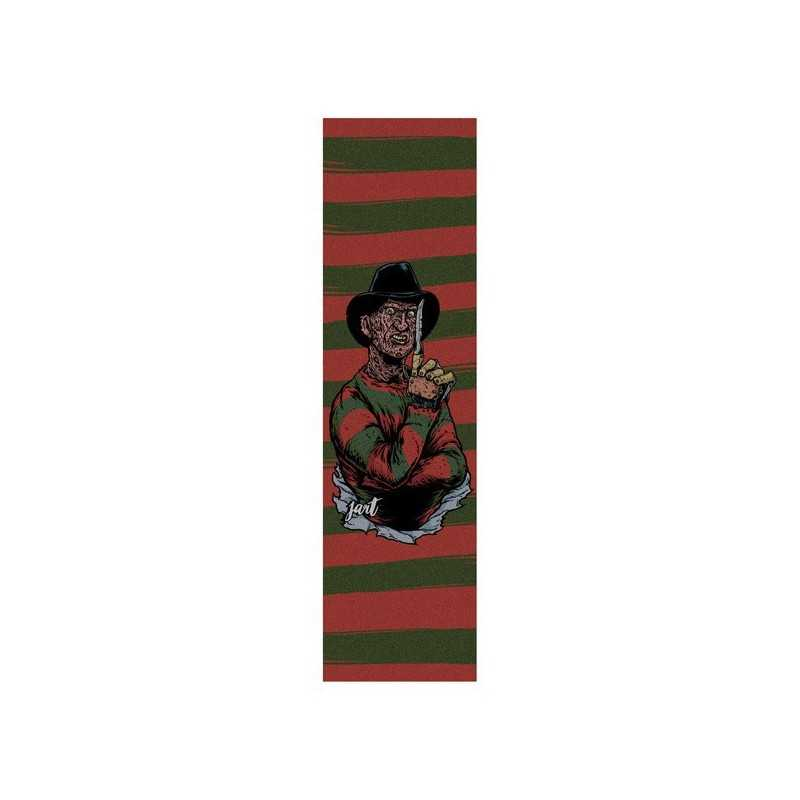 """Jart / Jessup Freddy 9""""x33"""" Skateboard Griptape"""