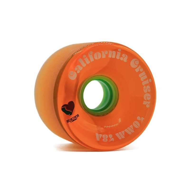 Remember California Cruiser 70mm Roues Longboard