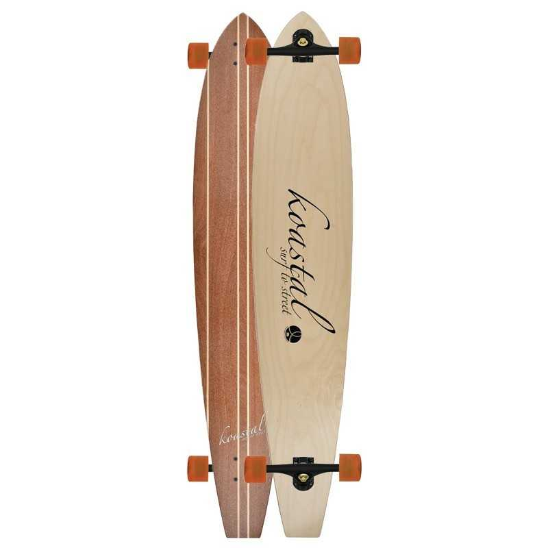 "Koastal Wave Dancer 56"" Longboard Complet"