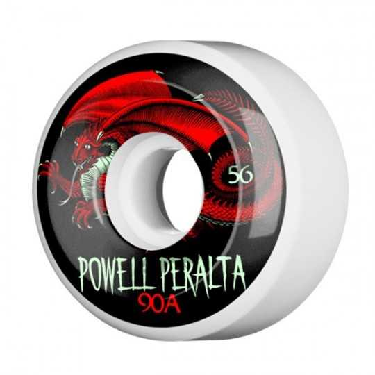 Powell Peralta Oval Dragon IV 56mm Skateboard Wheels