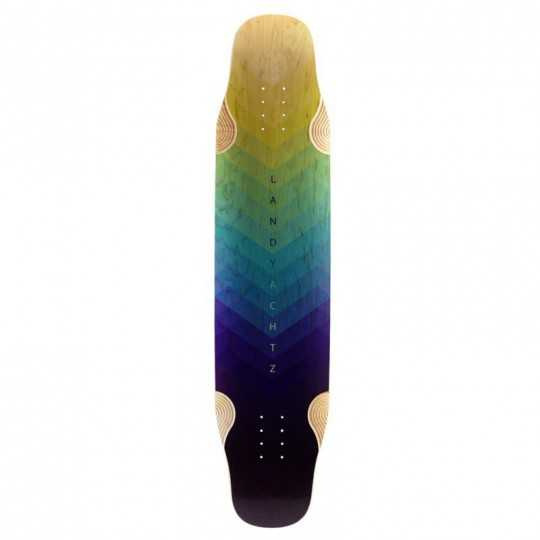 "Landyachtz Stratus 40"" Faction Longboard Deck"