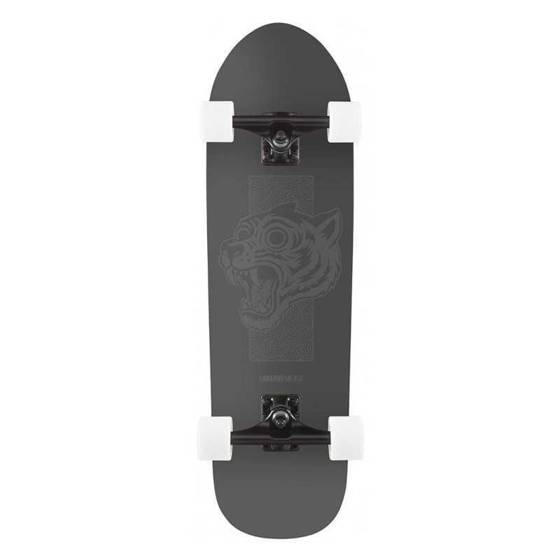 "Landyachtz ATV Grey Tiger 32"" Skateboard Hybride Complet"