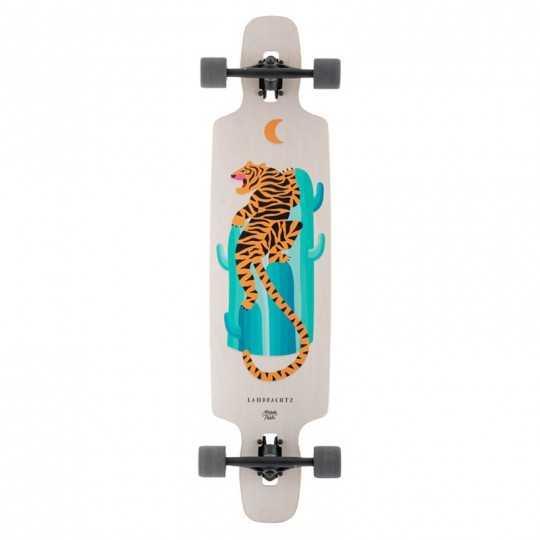 "Landyachtz Drop Carve 40"" Desert Tiger Complete Longboard"