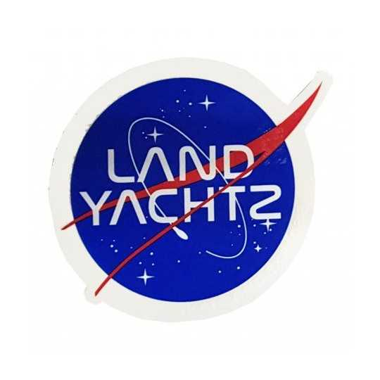 Landyachtz Outer Space Autocollant