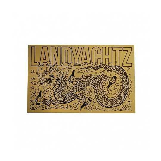 "Landyachtz ""Drunk Dragon"" Autocollant"