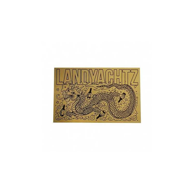 "Landyachtz ""Speech Bubble"" Sticker"