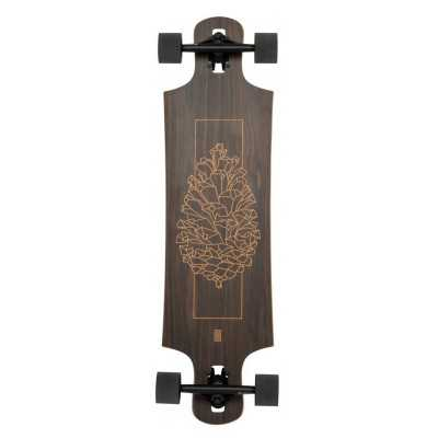 """Landyachtz Drop Hammer 36.5"""" Walnut Complete Longboard"""