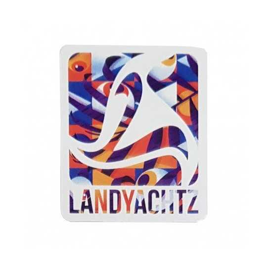 "Landyachtz ""Chief Eyes"" Sticker"
