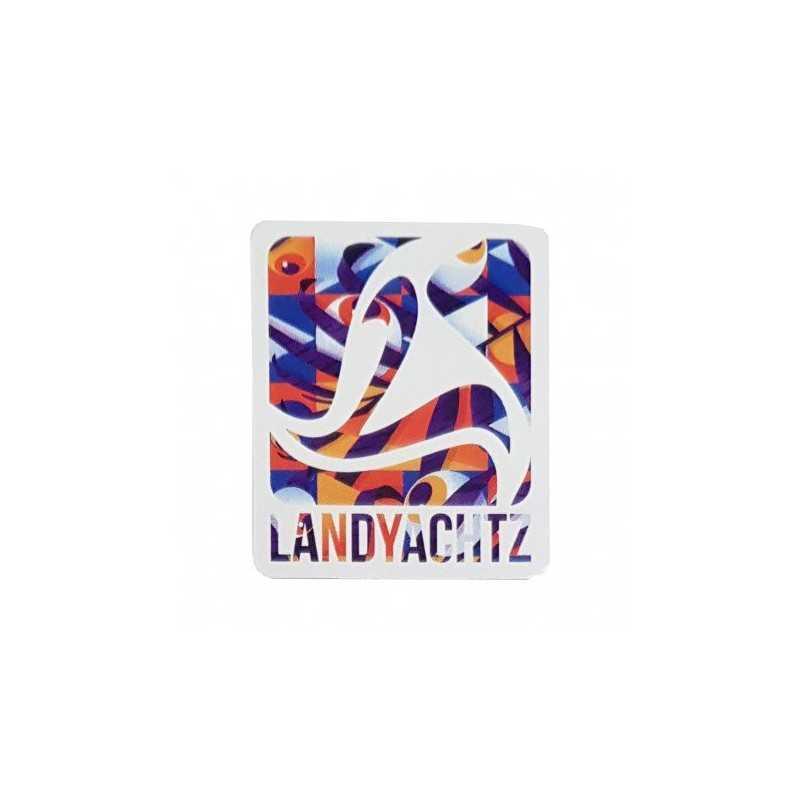 "Landyachtz ""Chief Eyes"" Autocollant"
