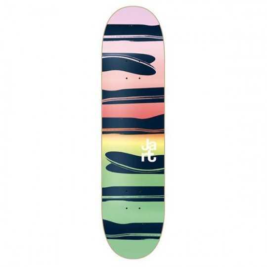 "Jart Parallel 7.75"" HC Skateboard Deck"