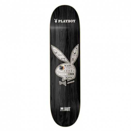 "Jart Playboy Club 7.75"" HC Plateau Skateboard"