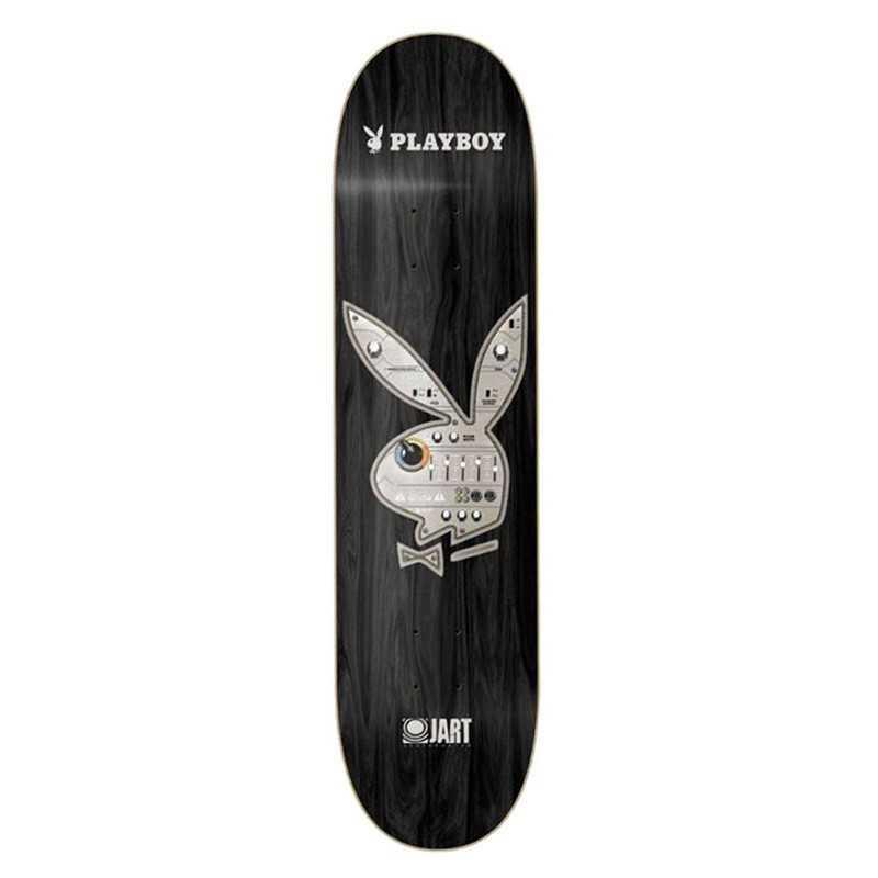 "Jart Playboy Club 7.75"" HC Skateboard Deck"