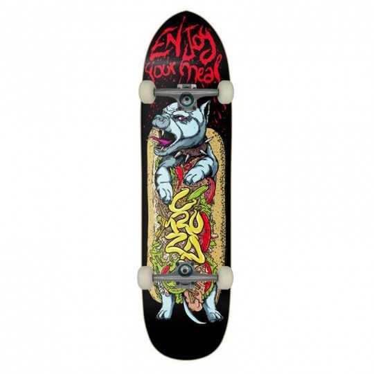 "Cruzade Hotdog 8.5"" Complete Skateboard"