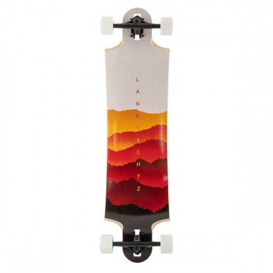 "Landyachtz Switchblade 38"" Faded Complete Longboard"