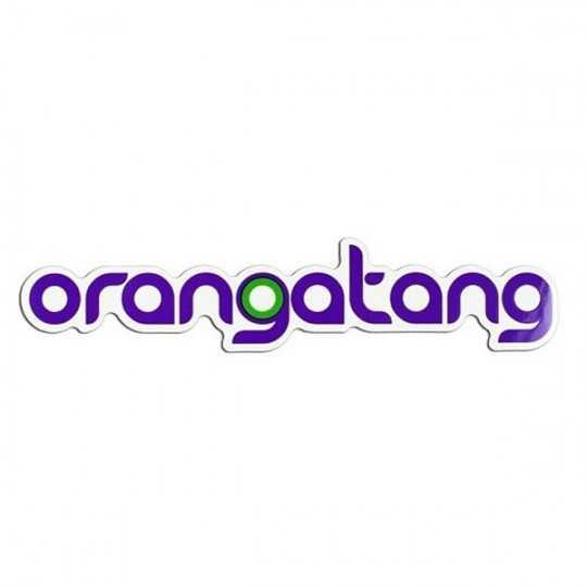 Orangatang Sticker Logo