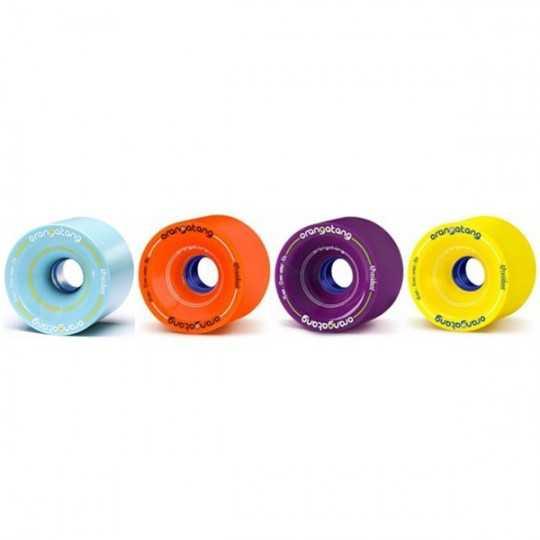 Orangatang 4 President 70mm Longboard wheels