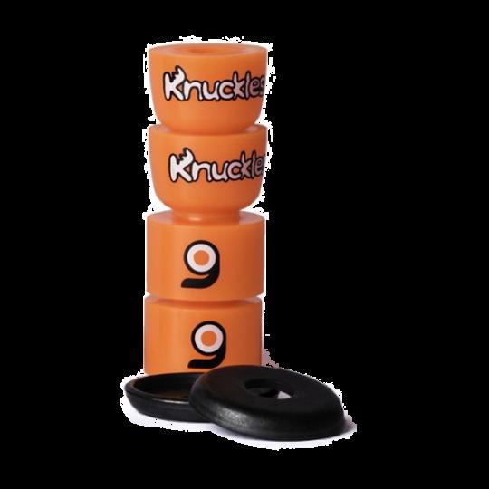 Orangatang Knuckles (Pour 2 trucks) Gommes bushings longboard
