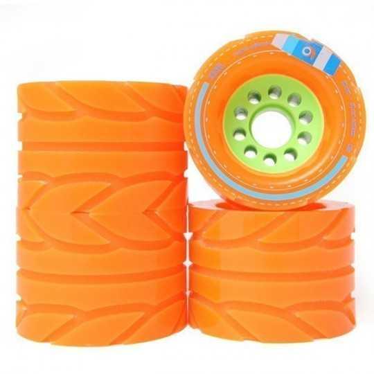 Harfang / Orangatang Kegel 80mm Stage 1 Longboard wheels