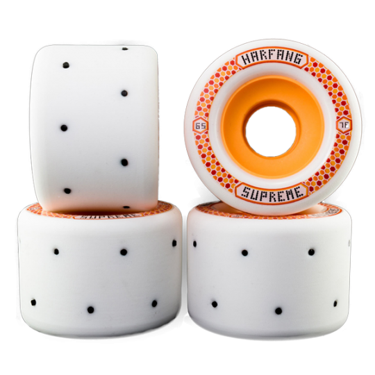Harfang Supreme 65mm Roman Candle Longboard Wheels