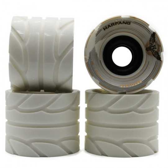 Harfang Absolute 73mm Stage 1 Longboard Wheels