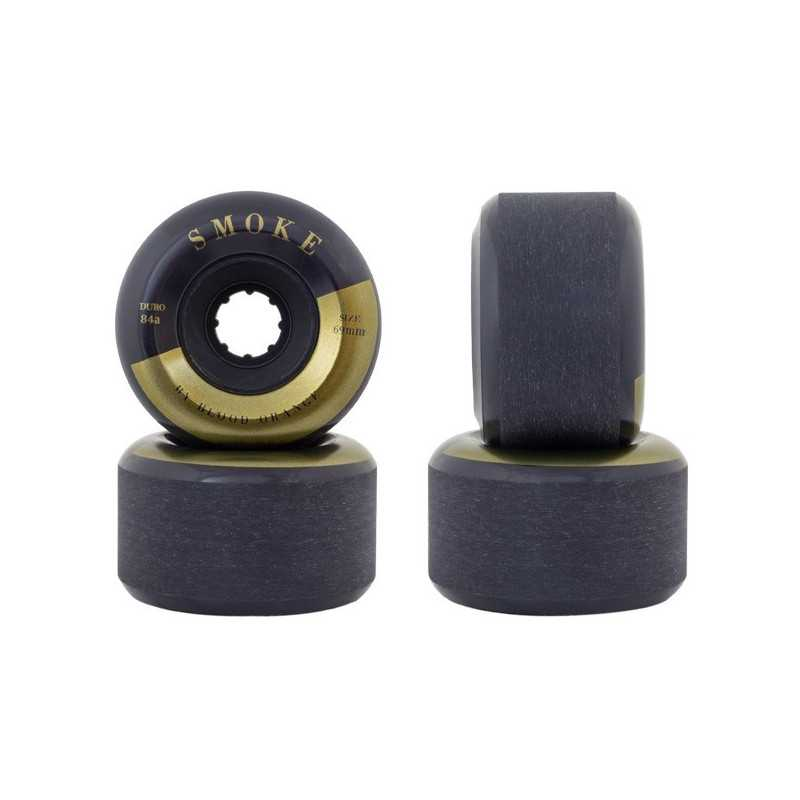 Blood Orange Smoke 69mm Longboard Wheels