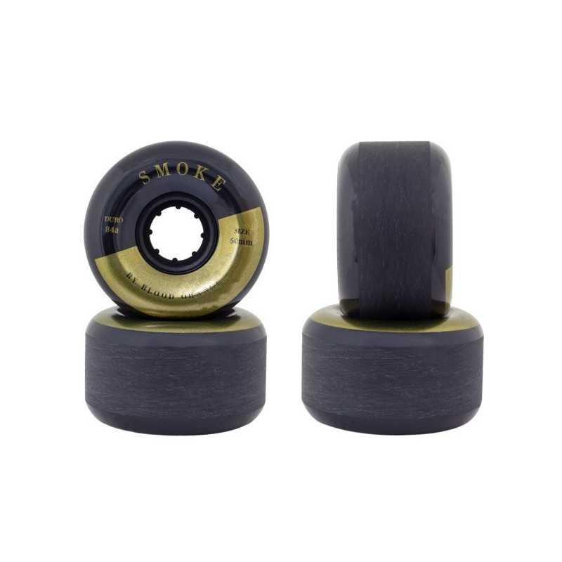 Blood Orange Smoke 60mm Longboard Wheels