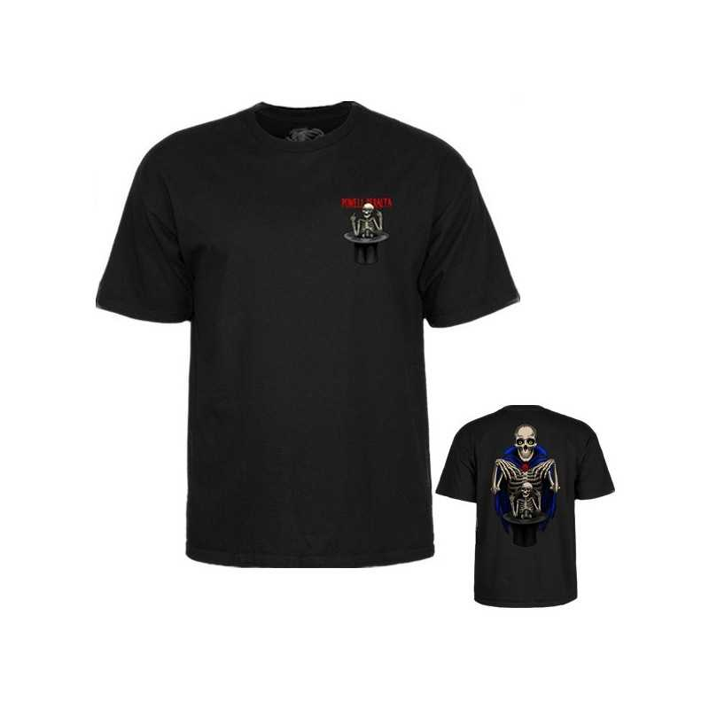 Powell Peralta Blair Magician Black Tee Shirt