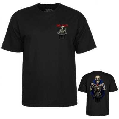Powell Peralta Blair Magician Black Tee Shirt