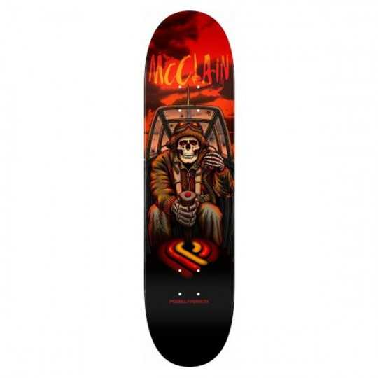 "Powell Peralta Flight McLain Pilot 8.25"" Skateboard Deck"