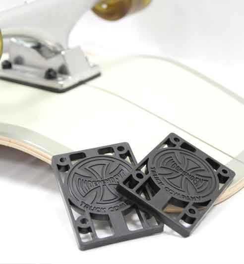 Risers & pads