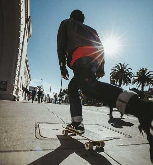 Planche skateboard Mini Cruisers