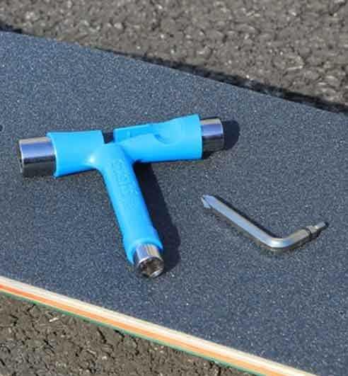 Outils Skateboard