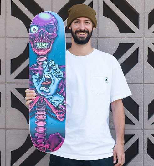 Plateaux skateboards