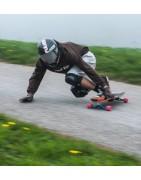 Longboards descente freeride