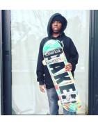 Standard popsicle skateboard completes