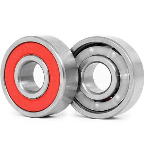 Roller bearings and lubes