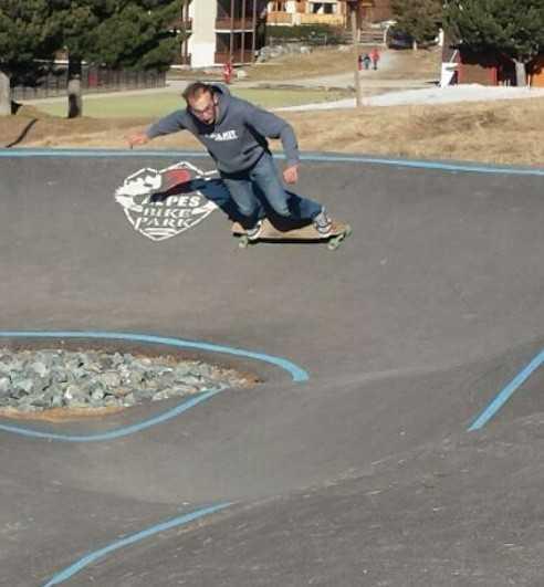 Pumptrack Skateboards complets