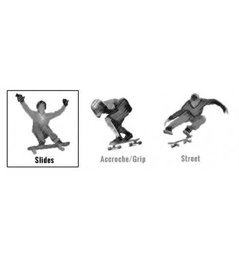 Slides & Freeride wheels